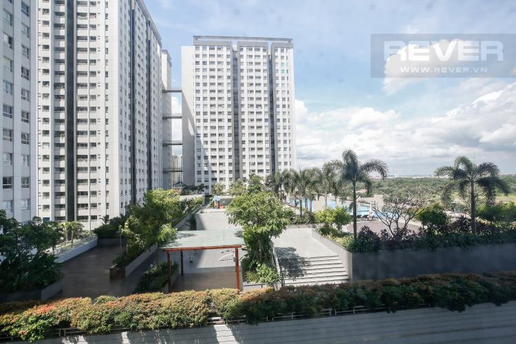 View Căn hộ Lexington 2 phòng ngủ tầng thấp LA view thoáng, yên tĩnh