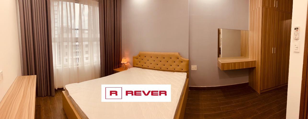 Phòng ngủ Sunrise Riverside Căn hộ Sunrise Riverside tầng trung, đầy đủ nội thất hiện đại.