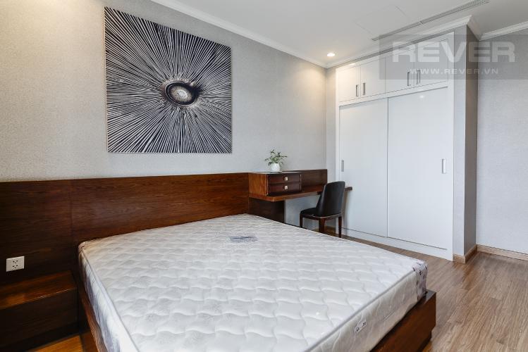 Phòng Ngủ 2 Căn hộ Vinhomes Central Park 3 phòng ngủ tầng trung C3 đầy đủ nội thất