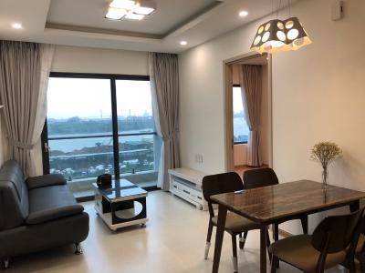 Cho thuê căn hộ New City Thủ Thiêm 2PN, tháp Hawaii, diện tích 60m2, đầy đủ nội thất, hướng Tây Bắc