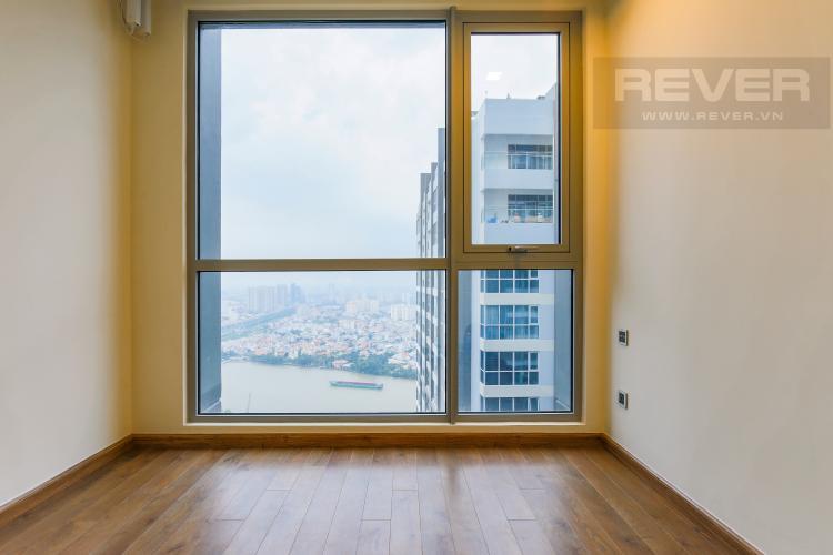 Phòng Ngủ 2 Căn hộ Vinhomes Central Park tầng cao Park 6 mới bàn giao, chưa ở