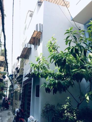 Bán nhà phố hẻm đường Huỳnh Văn Bánh, phường 17, Phú Nhuận, diện tích đất 16.42m2, diện tích sử dụng 64.5m2