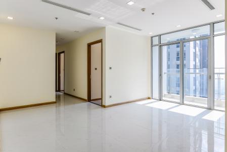 Căn hộ Vinhomes Central Park tầng cao P7 thiết kế đẹp 3 phòng ngủ