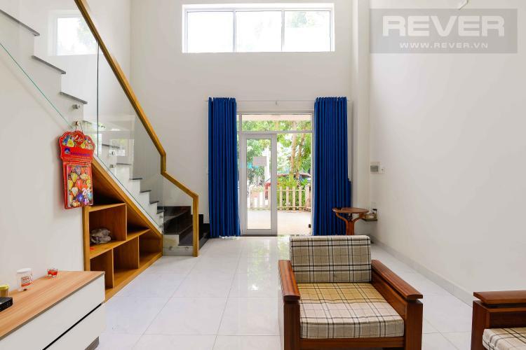 Phòng Khách Cho thuê nhà phố biệt lập trong Khu dân cư Mega Residence, đầy đủ nội thất
