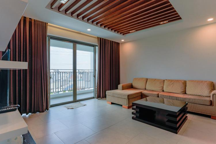 Căn hộ The View Riviera Point tầng thấp tòa T4, 2 phòng ngủ, full nội thất