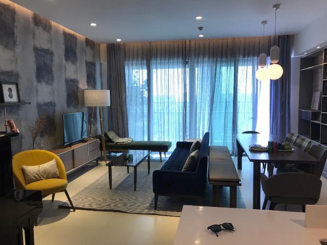 Cho thuê căn hộ Gateway Thảo Điền 2PN, tầng cao, diện tích 98m2, đầy đủ nội thất