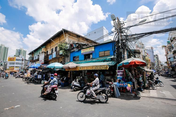 Mặt Tiền Đối Diện Chợ Kim Biên Nhà phố 3 mặt tiền đường Hải Thượng Lãn Ông Quận 5