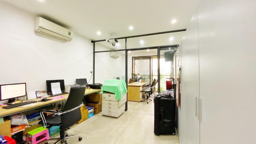 Nội thất Officetel Millennium Officetel Masteri Millennium tầng thấp, đầy đủ nội thất văn phòng.