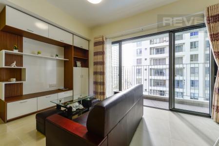 Căn hộ Masteri Thảo Điền 2 phòng ngủ tầng thấp T4 view nội khu