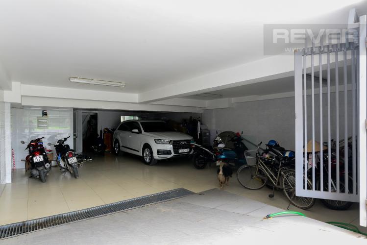 Hầm Bán nhà phố 3 tầng, đường Cao Đức Lân, An Phú, Quận 2, đầy đủ nội thất, sổ hồng chính chủ