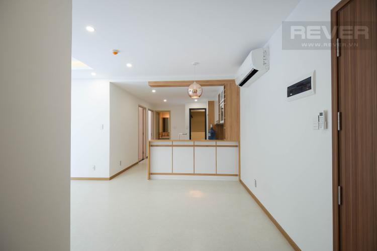 Phòng Khách Căn hộ New City Thủ Thiêm 3 phòng ngủ tầng thấp BB nhà trống