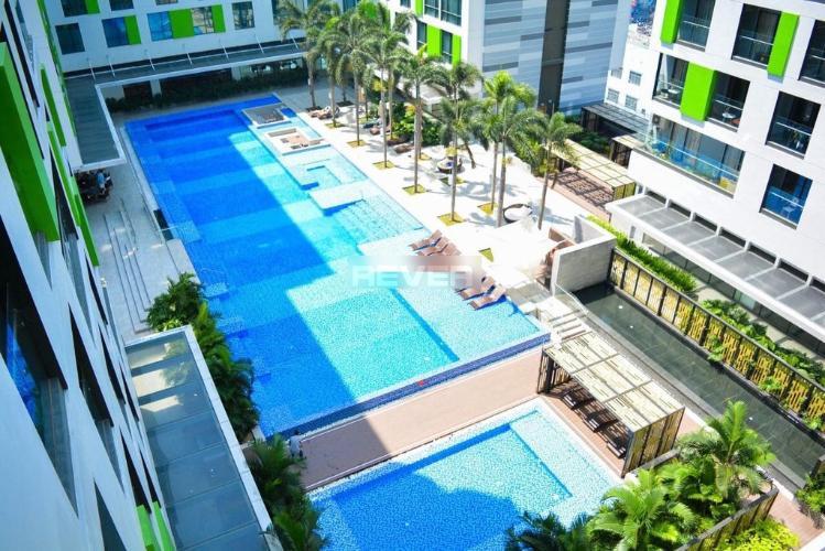 Republic Plaza, Tân Bình Căn hộ Republic Plaza hướng Đông Nam, view nội khu yên tĩnh.