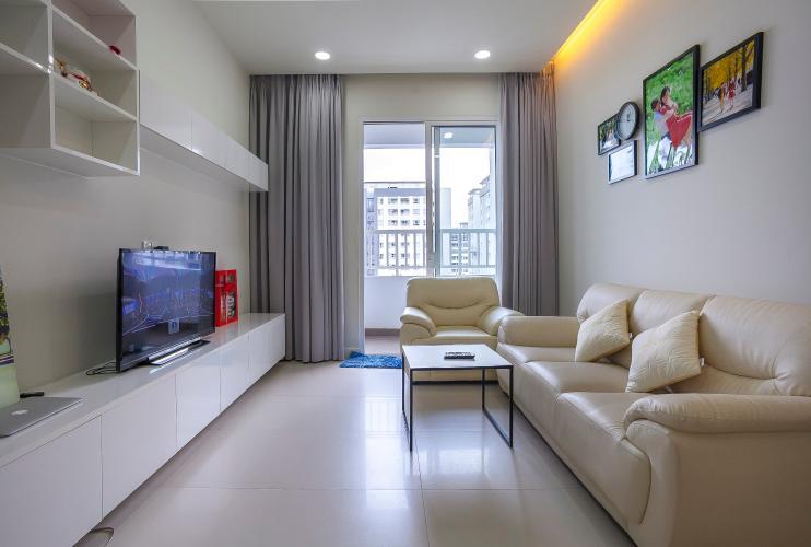 Căn hộ Lexington 2 phòng ngủ tầng cao block D đầy đủ nội thất