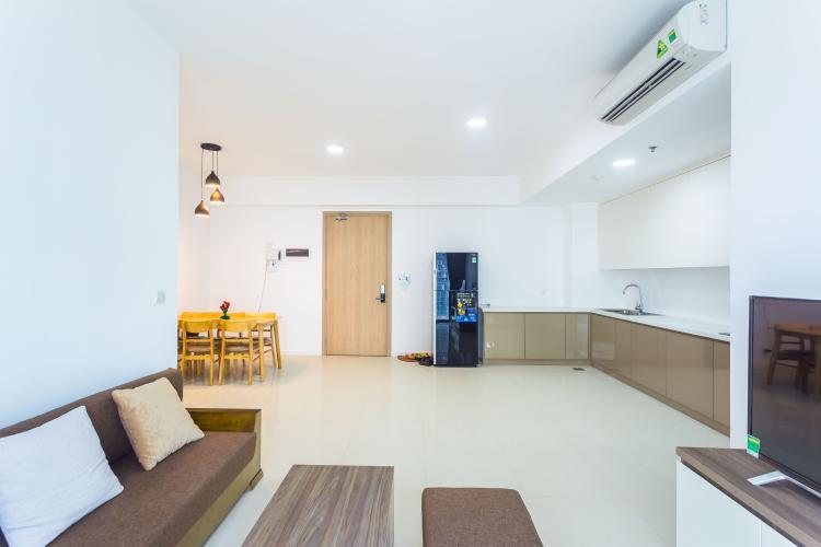 Cho thuê căn hộ Estella Heights tầng cao, 2PN đầy đủ nội thất, đa tiện ích