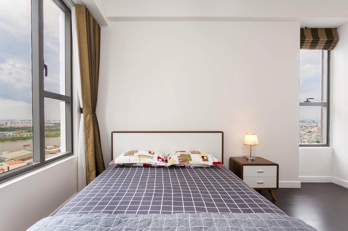 2f618b0d79669f38c677 Cho thuê căn hộ The Tresor 2 phòng ngủ, tháp TS1, đầy đủ nội thất, view sông Sài Gòn