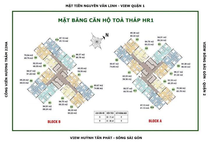 Bán căn hộ tầng cao Eco Green Saigon nội thất cơ bản, tiện ích đa dạng