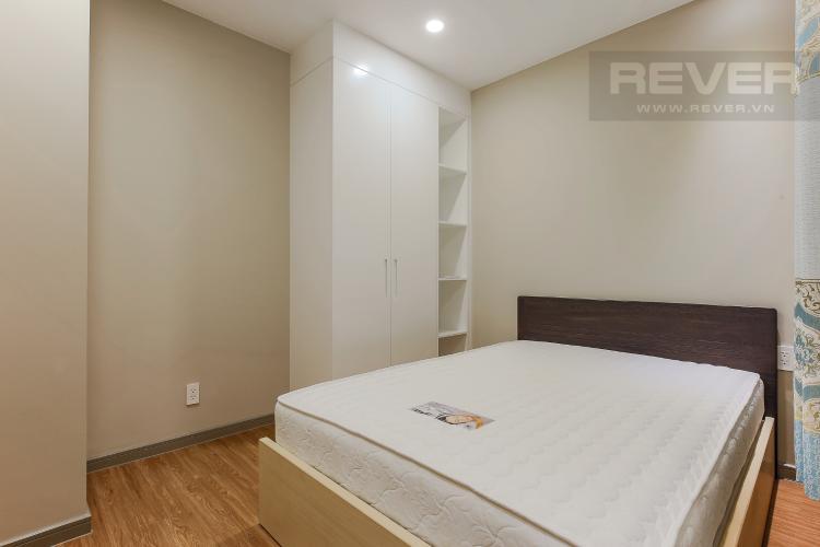Phòng Ngủ 2 Căn hộ The Gold View 2 phòng ngủ tầng trung A1 view nội khu