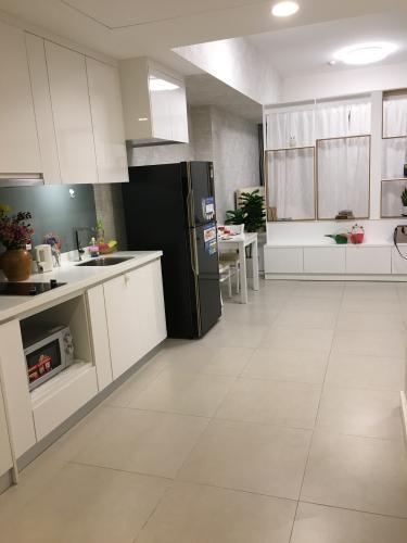 phòng khách căn hộ Gateway Thảo Điền Căn hộ Gateway Thảo Điền đầy đủ nội thất, view nội khu.