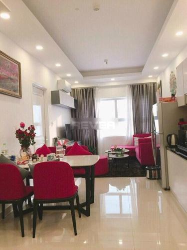 Căn hộ 9 View Apartment nội thất cơ bản, view nội khu.