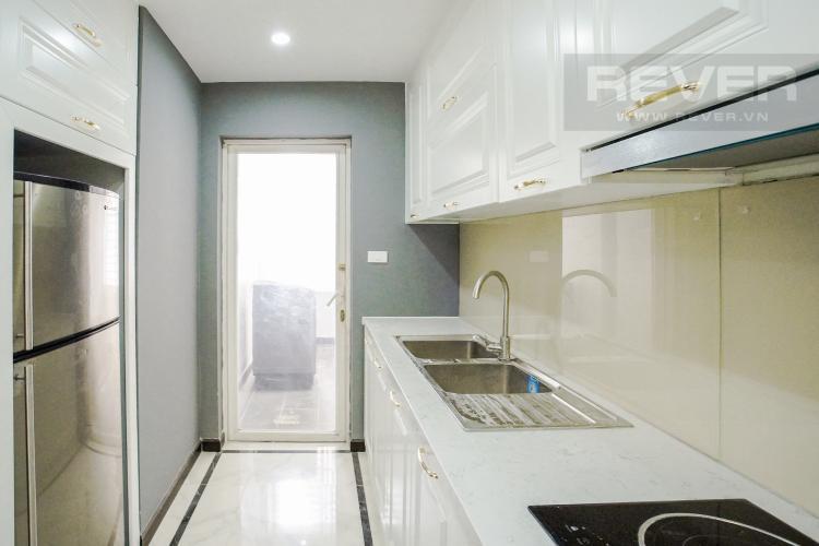 Phòng Bếp Cho thuê căn hộ Grand View 3 phòng ngủ, đầy đủ tiện ích, view sông