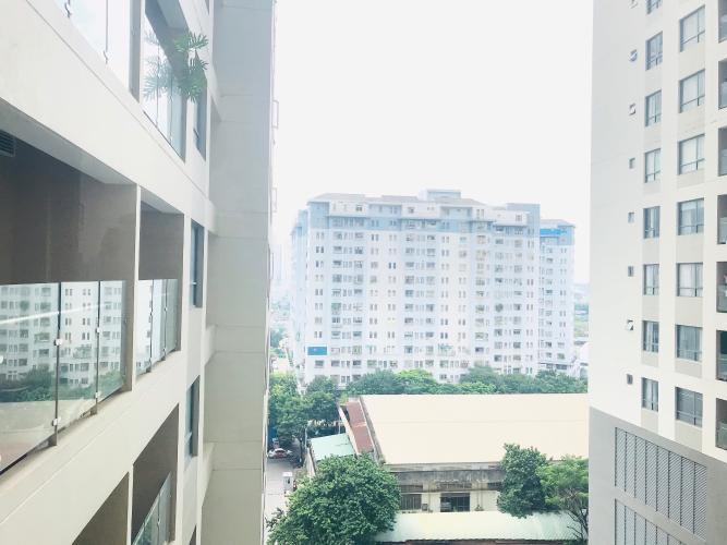 View từ căn hộ The Gold View Bán căn hộ The Gold View tầng trung, nội thất cơ bản, diện tích 68m2.