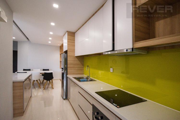 Bếp Cho thuê căn hộ Riverpark Premier 2PN, tầng thấp, diện tích 80m2, đầy đủ nội thất