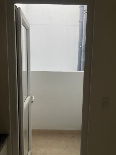 Ban công căn hộ City Gate, Quận 8 Căn hộ City Gate nội thất cơ bản, tầng cao view nội khu yên tĩnh.