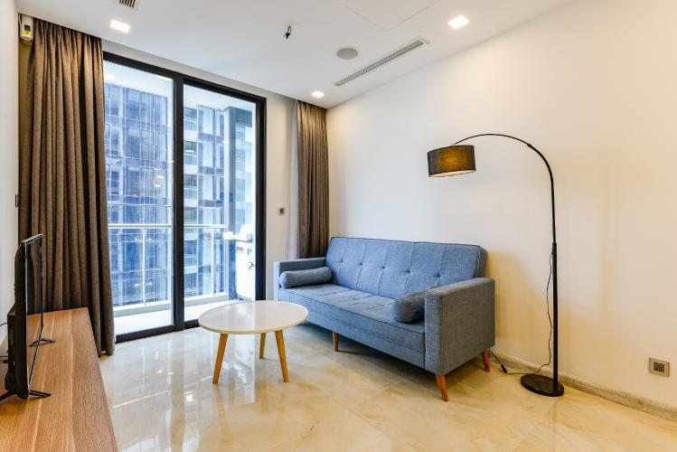 Cho thuê căn hộ Vinhomes Golden River tầng cao, 1PN, view sông