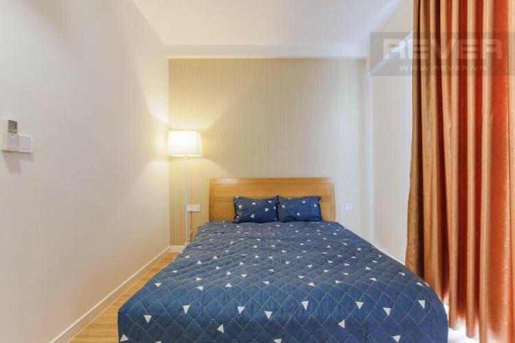 Phòng ngủ căn hộ Masteri Millennium, Quận 4 Căn hộ Masteri Millennium bàn giao đầy đủ nội thất, tầng cao.