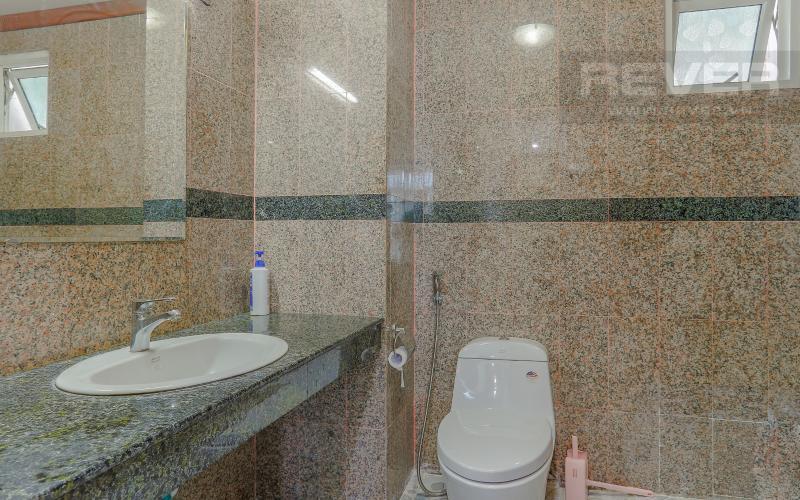 Phòng Tắm 2 Căn hộ New Sài Gòn, tầng trung, tòa C, 2 phòng ngủ, full nội thất.