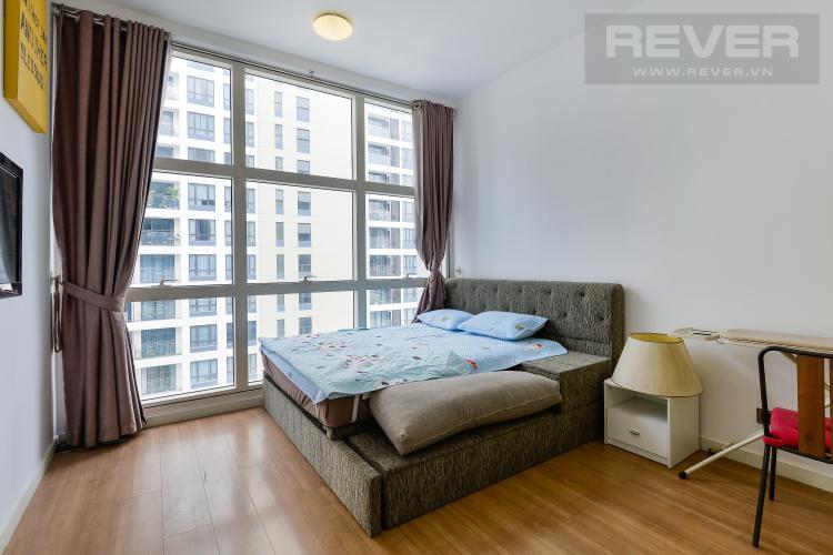 Phòng Ngủ 1 Căn hộ The Estella Residence tầng cao, 3PN, nội thất đầy đủ, view hồ bơi