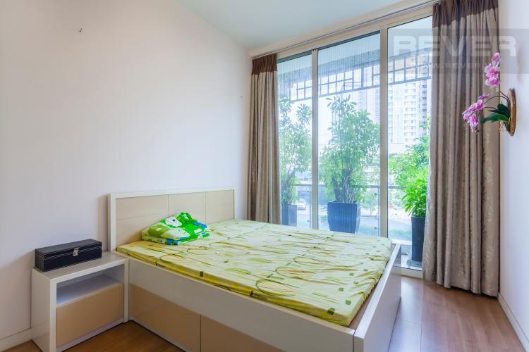 Phòng ngủ 2 Căn hộ Estella An Phú tầng thấp 2 phòng ngủ, nội thất đầy đủ