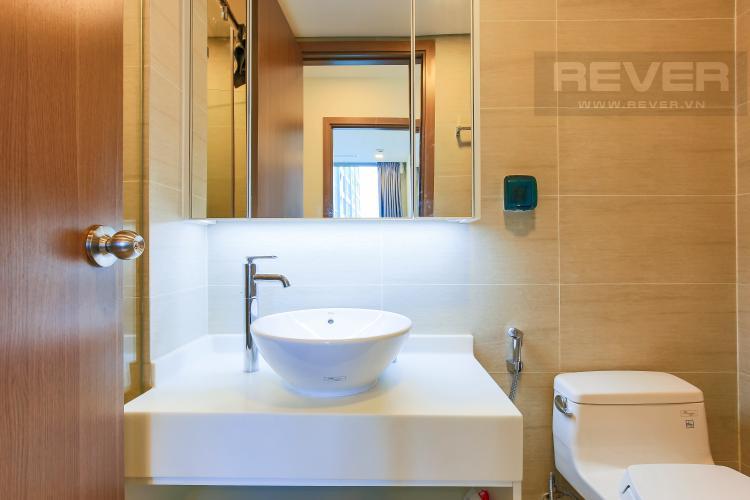 Phòng Tắm 2 Căn hộ Vinhomes Central Park 2 phòng ngủ, tầng cao P6, view sông