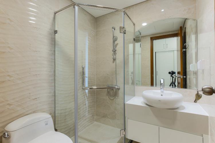 Phòng Tắm 1 Căn hộ Vinhomes Central Park 3 phòng ngủ tầng trung L6 nhà trống