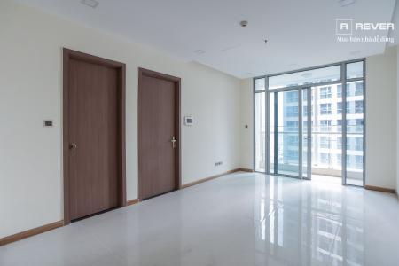 Bán căn hộ Vinhomes Central Park 1PN, đầy đủ nội thất, ban công Đông Nam