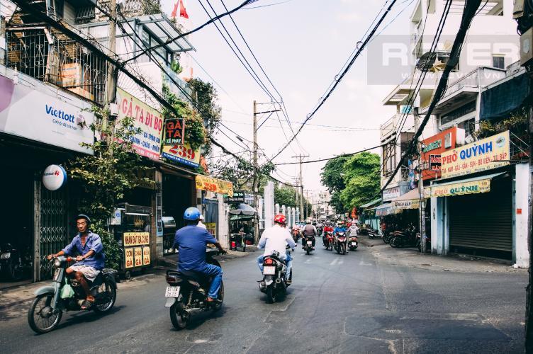 Đường Đi 2 Bán đất nền đường Nguyễn Thị Nhỏ, Quận 11, sổ hồng chính chủ