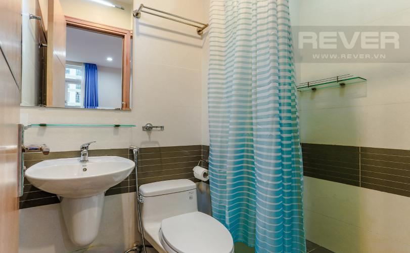 Phòng Tắm 1 Căn hộ Him Lam Riverside 2 phòng ngủ tầng trung nội thất đầy đủ