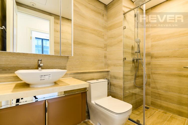 Phòng Tắm 1 Officetel Vinhomes Golden River 2 phòng ngủ view sông tầng cao A2