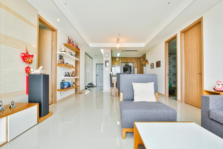 Căn hộ Cantavil Premier tầng cao D2 nội thất đầy đủ