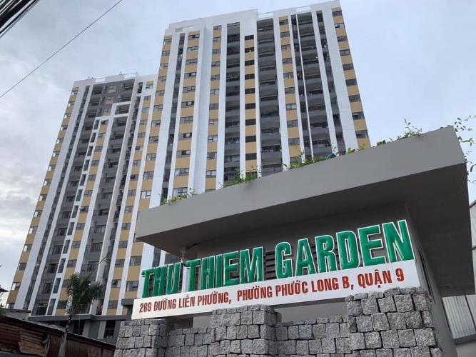 Thủ Thiêm Garden Căn hộ Thủ Thiêm Garden hướng cửa Tây Nam, nội thất cơ bản.
