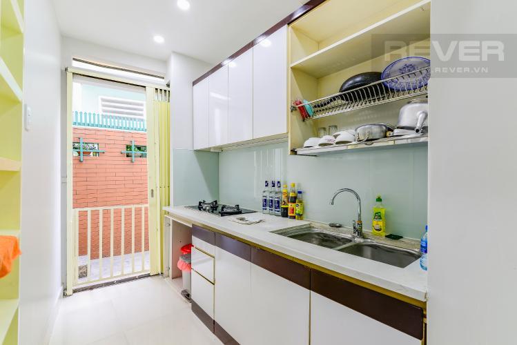 Nhà Bếp Nhà phố 4 phòng ngủ đường Võ Văn Kiệt Quận 1