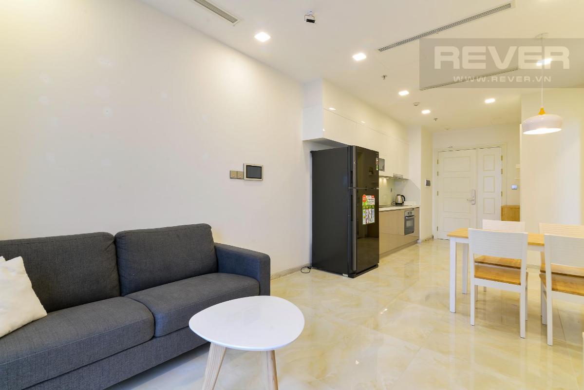 ae5e60110895eecbb784 Bán căn hộ Vinhomes Golden River 1 phòng ngủ, tháp The Aqua 2, đầy đủ nội thất, view Landmark 81