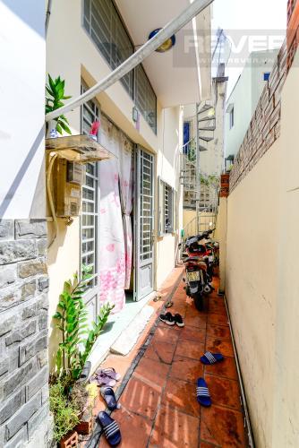 Mặt Tiền Nhà Bán nhà phố hẻm đường Yên Đỗ, 2 tầng, 4 phòng ngủ, cách chợ Bà Chiểu 100m