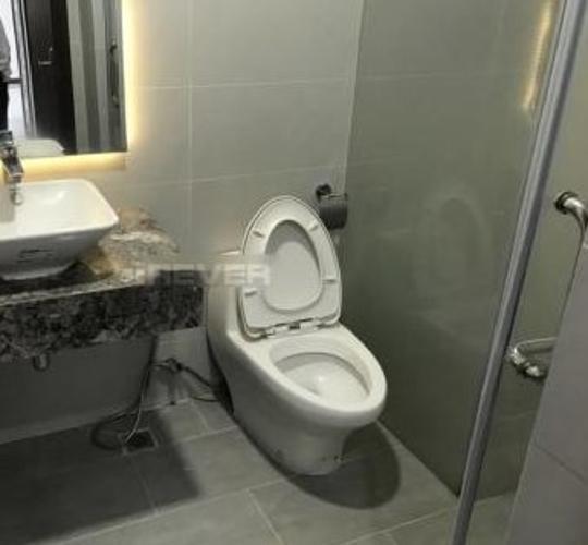 Phòng tắm căn hộ Res 11 Căn hộ chung cư Res 11 tầng trung view thành phố sầm uất.