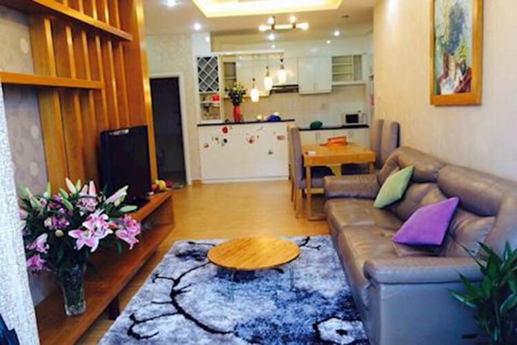 Orient Apartment - Căn-ho-mau-orient-apartment