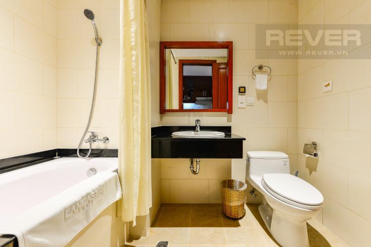 Phòng tắm Cho thuê căn hộ The Lancaster tầng trung, 1PN, đầy đủ nội thất