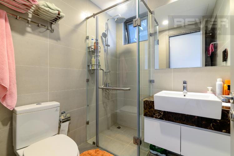 Phòng  Tắm 1 Bán căn hộ The Gold View 2PN, tháp A, đầy đủ nội thất, hướng Đông Bắc, view hồ bơi và kênh Bến Nghé