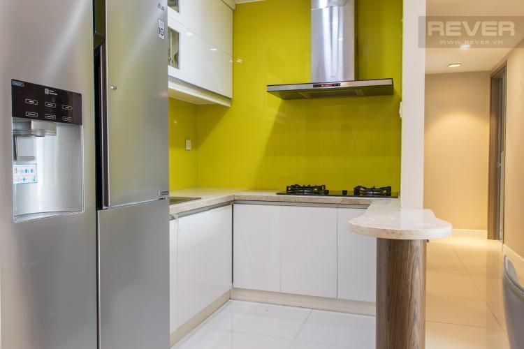 Phòng Bếp Bán căn hộ Icon 56 3PN, tầng thấp, đầy đủ nội thất, đã có sổ hồng