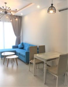 Bán căn hộ New City Thủ Thiêm 2PN, tháp Babylon, diện tích 75m2, đầy đủ nội thất, view đại lộ Mai Chí Thọ