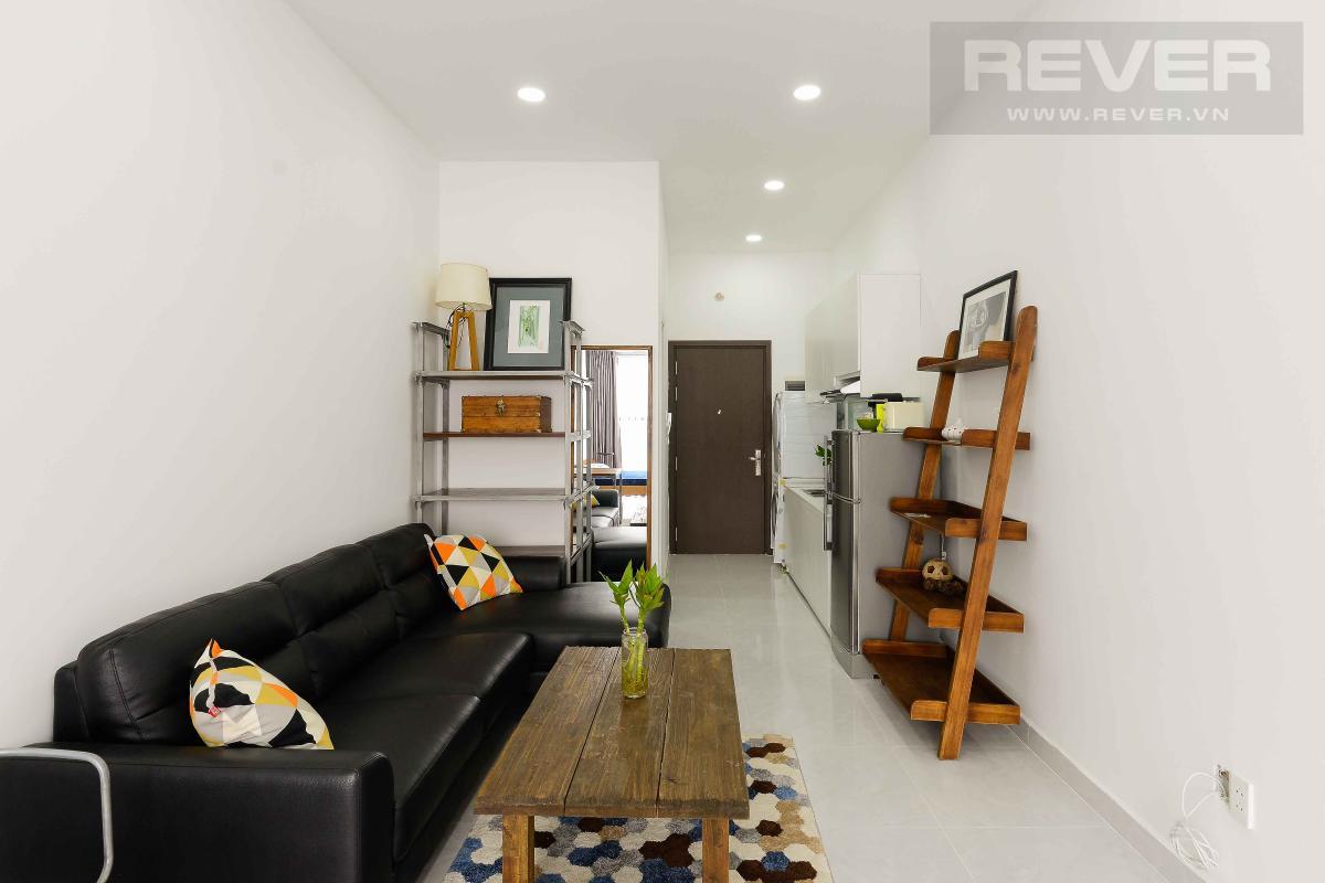 5 Bán hoặc cho thuê officetel The Sun Avenue, block 4, diện tích 50m2, đầy đủ nội thất, view thoáng